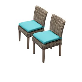 2 Cape Cod Armless Dining Chairs
