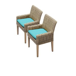 2 Cape Cod Dining Chairs With Arms