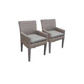 2 Oasis Dining Chairs With Arms