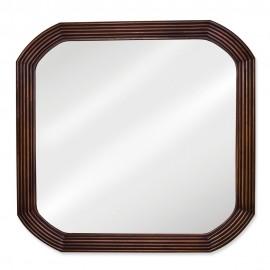 MIR025 Walnut reed-frame
