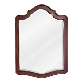 MIR081 Chocolate brown mirror
