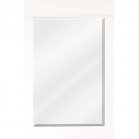 MIR091-24 Cream White mirror