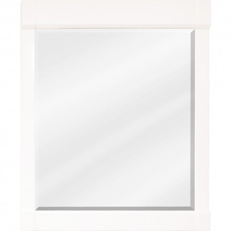MIR091-30 Cream White mirror
