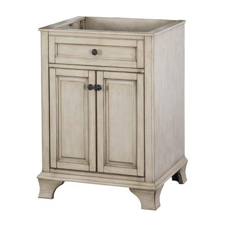 designs chic fairmont weathered com vanity rustic amazon home dp kitchen oak
