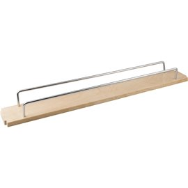 "6"" Shelf for the BPFO6 series/includes 4 clips and 2 rails"