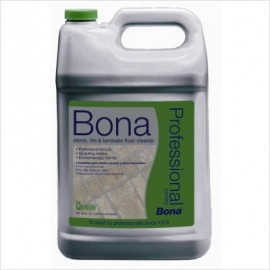 Bona Pro Series Stone, Tile, and Laminate Floor Cleaner Refill- 1 Gallon