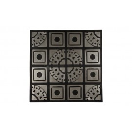 CT-135 Ceiling Tile- Antique Silver