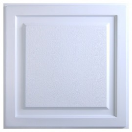 CT-1017 Cornerstone Ceiling Tile - White
