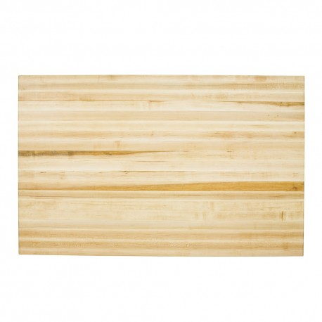 ISL01-TOP Hard Maple Butcher Block Top