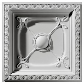 24W x 24H x 2 7/8P Colonial Ceiling Tile
