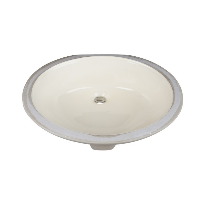 Bath > Vanity Sinks > H8810 Undermount Porcelain Sink Basin