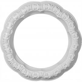 10OD x 6 5/8ID x 1 5/8W x 1 1/4P Swindon Ceiling Ring