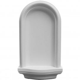 11 3/8W x 20H x 3 1/4D Maria Wall Niche Surface Mount