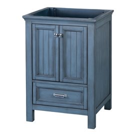 "BRANTLEY 24"" VANITY - Harbor Blue Finish"