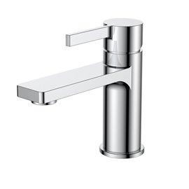 Aqua Sotto Single Lever Bathroom Vanity Faucet - Chrome