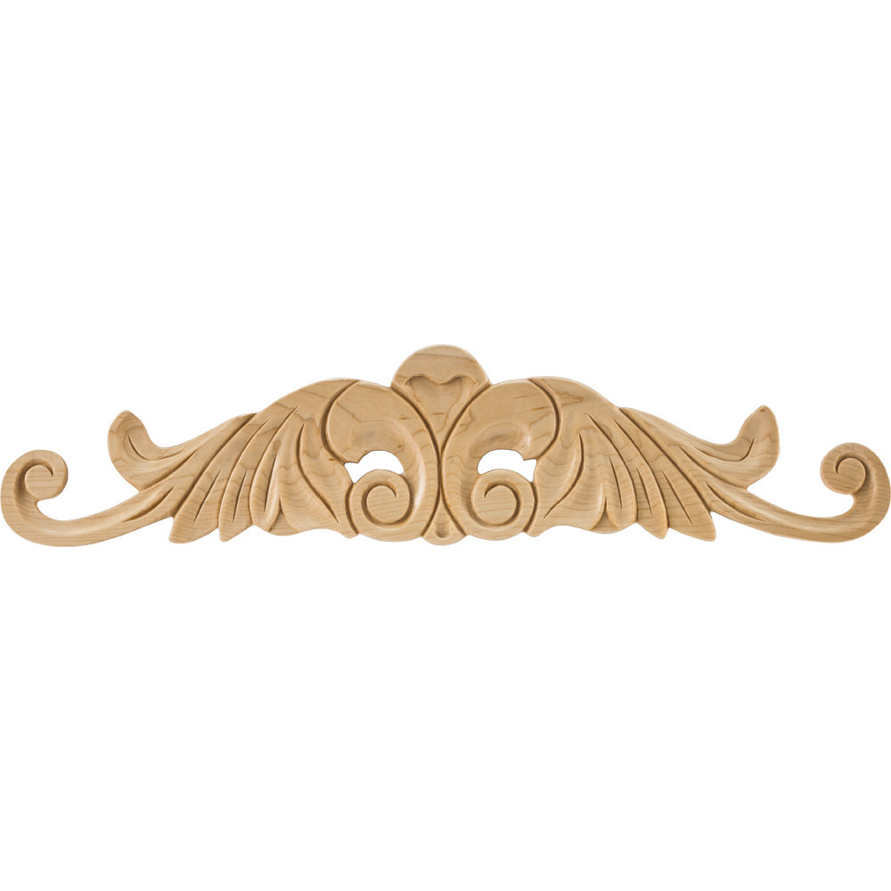 Apl 04 20 curved onlay applique for Decorative wood onlays