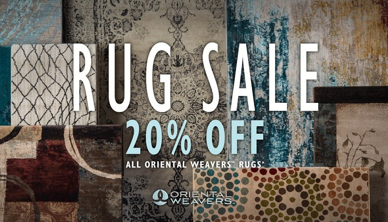 20% OFF Oriental Weavers Rugs Sale