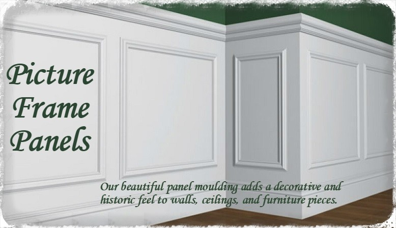 Picture Frame Panels