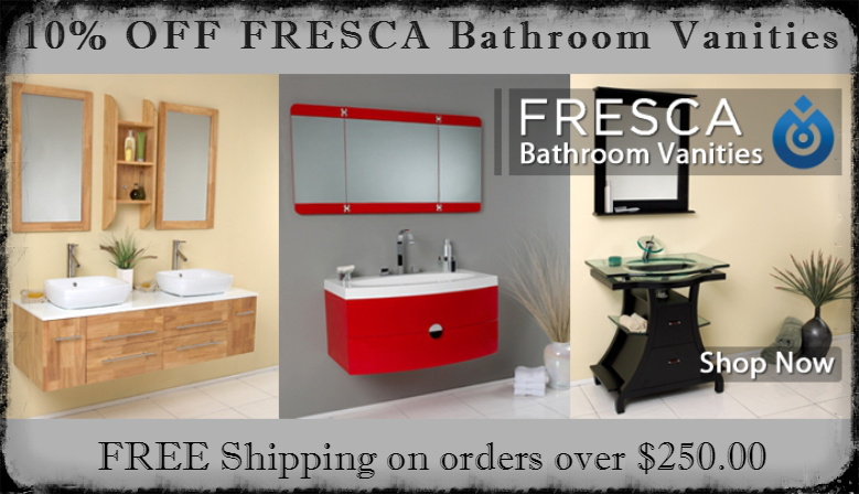 Fresca Bathroom Vanities Sale
