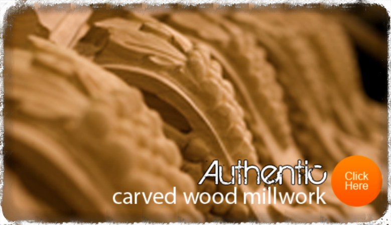 Authentic Carved Wood