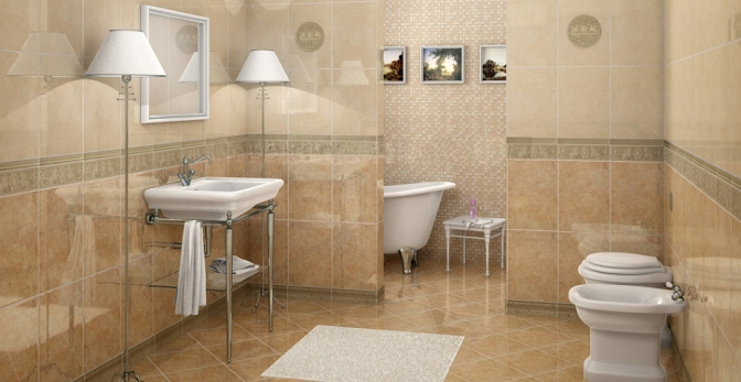 Brilliant Bathroom Tiles Catalogue  Bathroom Furniture Ideas
