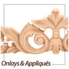 Onlays and Appliques