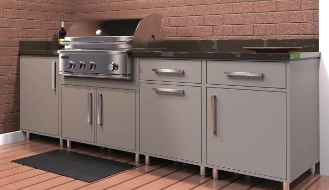 Outdoor Cabinets Burroughs Hardwoods Inc