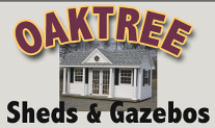 Oak Tree Sheds Logo