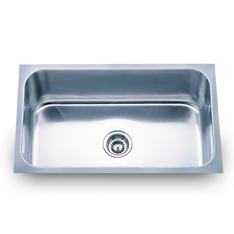 Stainless Steel (18 Gauge) Undermount Utility Sink 863