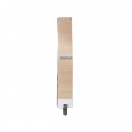 Fresca Adour Light Walnut Bathroom Linen Side Cabinet