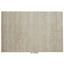 Retro Cream Area Rug