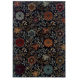 "ADRIENNE 3762D 1'10"" X 3' 3"" Area Rug"