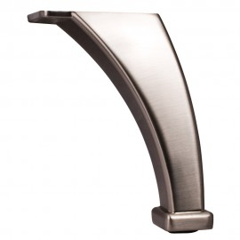 89101-SN Squared Furniture Leg