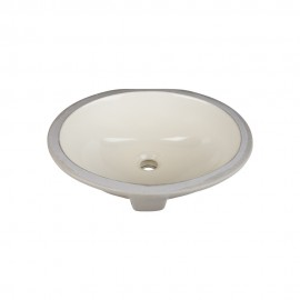 H8809 Undermount Porcelain Sink